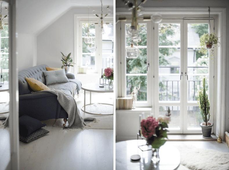 объединение балкона с жилой комнатой кухней согласование